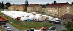 Darmstadt: Weitere 600 Flüchtlinge | Darmstadt- Frankfurter Rundschau