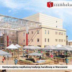 Centrum Szembeka znajduje się w miejscu o prawie 100-letniej warszawskiej tradycji handlowej, która sięga okresu dwudziestolecia międzywojennego. Sam bazar powstał tu po roku 1944. Wraz z nim Plac Szembeka stał się miejscem ożywionego handlu w Warszawie. Dzisiaj oferujemy naszym klientom połączenie tej wieloletniej tradycji z nowoczesną galerią handlową, w której znajdują się najnowsze marki, punkty handlowo-usługowe i oczywiście bazar, w którym nadal kupić można produkty lokalnych…