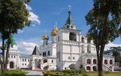 Ипатьевский монастырь город Кострома