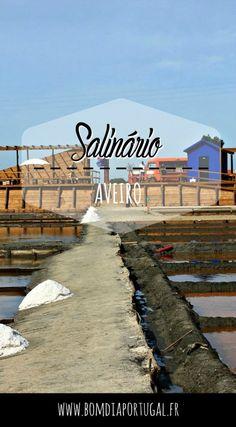 A Aveiro, la Venise portugaise, on peut visiter des salines et même profiter des bienfaits de l'eau iodée pour requinquer sa peau...