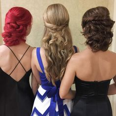 Taming of the Do is going on right now! Here are some 5 minute updos from my morning session. Come see more in Ballroom Legacy South 1 at 1pm and 4pm. (And all day long at @neumabeauty booth)