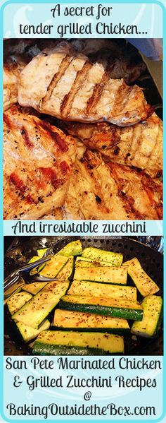 | A secret for tender chicken and easy summer grilling