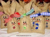 Húsvéti pályázat - Húsvéti zsáknyulak
