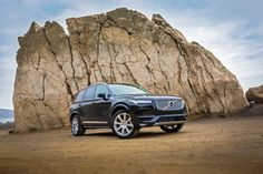 The new Volvo S90 luxury sedan made its Chicago debut today at the Chicago Auto Show, while the XC90 SUV presented with three awards. Volvo's complete line