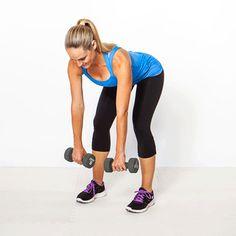 Back Workout Routine - The Sexy Back Workout - Shape Magazine