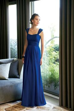 prom dresses with thick straps 2014 - Google Search Royal Blue Bridesmaid  Dresses 917260b42b13