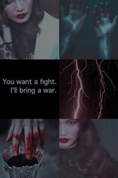 PSD: Mare Barrow Aesthetic by Poops-like-a-POP