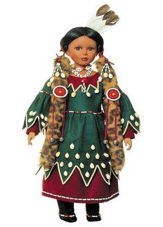 Native American doll 1