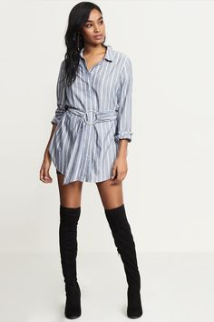 f32b4dde1aee 99 Best How to Wear Over the Knee Boots images in 2018 | Boots, Fall ...