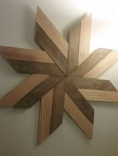Woodworking Madera barn quilt wood stained pinwheel by on Etsy.Woodworking Madera barn quilt wood stained pinwheel by on Etsy Scrap Wood Art, Reclaimed Wood Wall Art, Scrap Wood Projects, Woodworking Projects Diy, Woodworking Furniture, Art Projects, Wood Wood, Repurposed Wood, Woodworking Patterns
