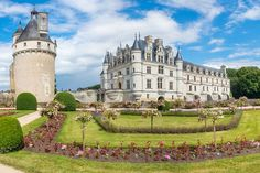 Exploring beautiful Castles of the Loire Valley in France, the perfect day trip from Paris with a Blue Fox Travel Small Group Tour! Day Trip From Paris, Small Group Tours, Beautiful Castles, French Countryside, France, Loire, Paris Travel, Day Trips, Explore