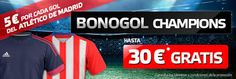 el forero jrvm y todos los bonos de deportes: suertia bono 30 euros Bayern vs Atlético champions...