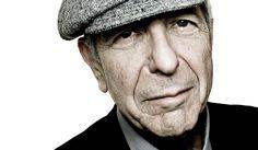 Leonard Cohen. Oh!