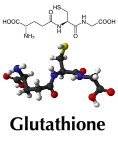 Glutathione: The Great Fixer. ...more research on this.