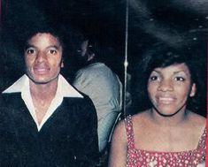 Micheal and Stephanie Mills