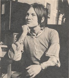Steve Marriott - Small Faces  Jackie Magazine, December 7th 1968.