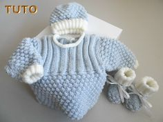 65 ideas for knitting patterns sweaters kids baby hats Knitting For Kids, Baby Knitting Patterns, Baby Patterns, Brei Baby, Pull Bebe, Baby Sweaters, Baby Hats, Knitted Hats, Talents