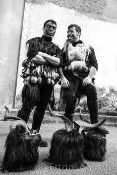 Carnevale Nero - Sardegna