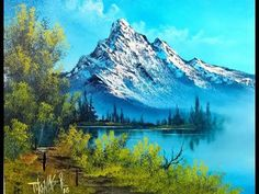Painting With Magic Season 4 ep 2. ( Mountain Path ) - YouTube