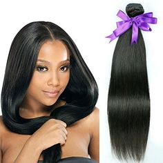 Liron Hair Top 6A Peruvian Human Hair Silky Straight 3 Bundles Unprocessed Virgin Hair Weave Weft Remy Hair Extensions Natural Black Color Pack of 3: (10 10 10 inch) >>> Remarkable product available now. : Hair Loss