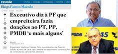 Fora PSDB(Partido Salafrários do Brasil) • As maquiagens para omitir o PSDB da corrupção na Petrobras