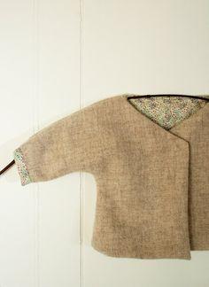 Felted Wool Baby Jacket   Purl Soho - Create