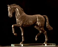 """""""Cassano"""" Bronze exhibited at American Academy of Equine Art Fall Juried Show"""