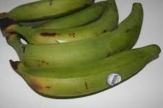 "la banane plantain"""