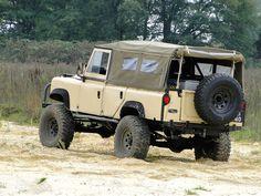 Land Rover, cool, wheels, sand, beach, photo