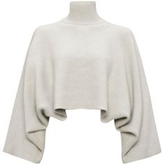 Jaeger Cropped Sweater