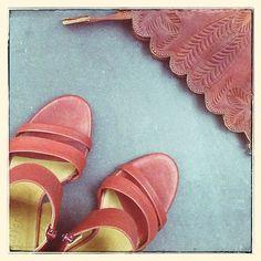 #Coclico 'Cersei' heeled #sandals at #norasshoeshop. #spring #springfashion #peepingsoles #shoes #shoelover #shoeoftheday #instafashion #instagood #vsco #vscocam