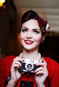 Muna Nazak Photography Headpiece by Jazzafine. pieces full of verve Model:Beautiful Idda van Munster