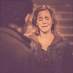 Ich fand die Freundschaft zwischen Harry und Hermine schon immer besser als irgendein Paar.
