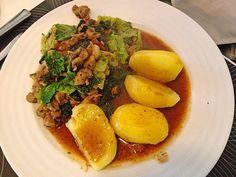 Pilz - Maronen - Ragout, ein schönes Rezept aus der Kategorie Gemüse. Bewertungen: 34. Durchschnitt: Ø 4,4.