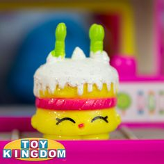 Shopkins 6th Birthday Parties Girl Ideas Sofia Party Make A Wish Happy Day Action List Decorated Cupcakes