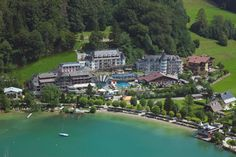Best Wellness Hotel Ebner's Waldhof am See / Fuschl am See / Austria / Copyright: Best Wellness Hotel Ebner's Waldhof am See Salzburg, Central Europe, Hotel Spa, Homeland, Travel Guide, To Go, Relax, River, Country