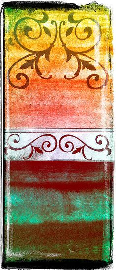 Beautiful #Tapestry #abstract #art by laura carter