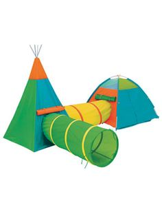James & Landen: $73.99-Giant Tent for Kids