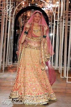 Tarun Tahiliani bridal collection 2013