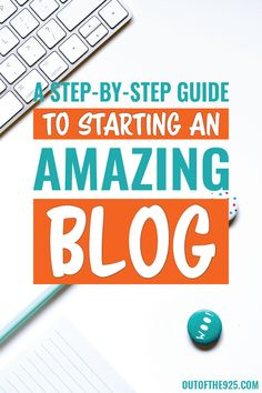 How to Start a Successful Blog in 20 minutes or less. This step-by-step guide takes you through everything you need to know to start a money-making blog. This blogging guide looks at everything you need to know when starting a blog. How much does it cost to run a blog? How much does it cost to start a blog? Tips & Tricks to improve your blog. Useful Plugins for Bloggers. How do Bloggers make money & more. You'll even find out how much I pay to run this blog. #blog #blogging | Outofthe925.com Make Money Blogging, Make Money Online, How To Make Money, Blogging Ideas, Blog Layout, First Blog Post, Blogging For Beginners, Blog Tips, Social Media Tips