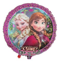 """Musikballon zum Film """"Die Eiskönigin - Völlig unverfroren"""""""
