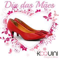 Seu dia vai ficar mais colorido e confortável #scarpin #koquini #sapatilhas #euquero Compre Online: http://koqu.in/1qbzW66
