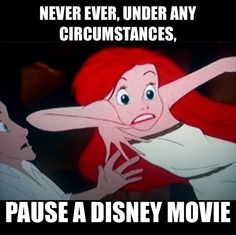 find out what happens when you pause disney movies at the perfect