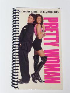 Pretty Woman - VHS Movie notebook