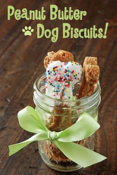 Homemade (dog) Treats