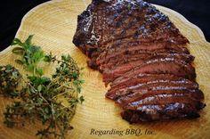 Fast and Flavor-Filled Teriyaki Flank Steak