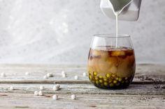 Je ne sais pas si vous avez déjà entendu parlé du bubble tea mais comme je le disais l'an dernier c'est pour moi «la» boisson du moment alors je vais essayer de vous expliquer…