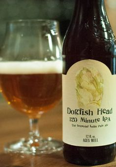 Dogfish Head 120 Minute IPA - Beer Recipe - American Homebrewers Association