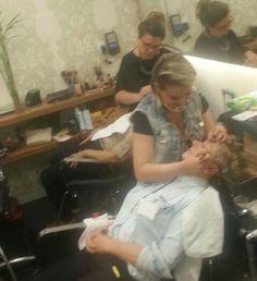 Make up Francielle KEHER.  #mac @fgkeher