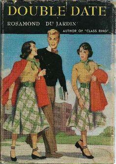 Double Date Rosamond Du Jardin Book | eBay  Read in 1972